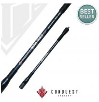 Conquest Archery - Smacdown .500 PRO Stabiliser Long Rod