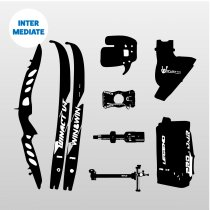 Recurve ILF Bow Kit - Intermediate