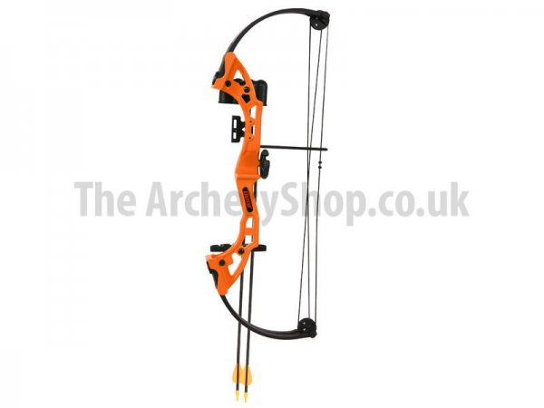 "Bear Archery - ""Brave-3"" Compound Bow Set RH (Age 8+ yrs)"