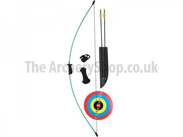 "Bear Archery - ""Crusader"" Bow Set Youth (Age 9+ yrs)"