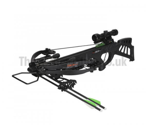 Bear Archery - Trek 380 Crossbow Package