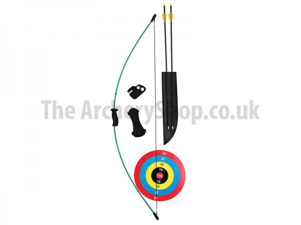 "Bear Archery - ""Wizard"" Bow Set (Age 5-10 yrs)"