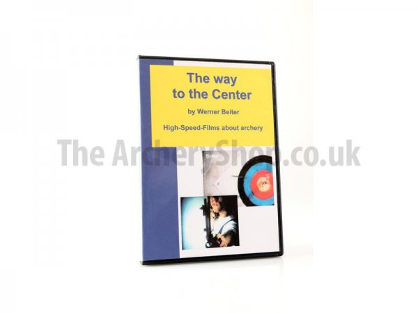 Beiter - The way to the Center DVD
