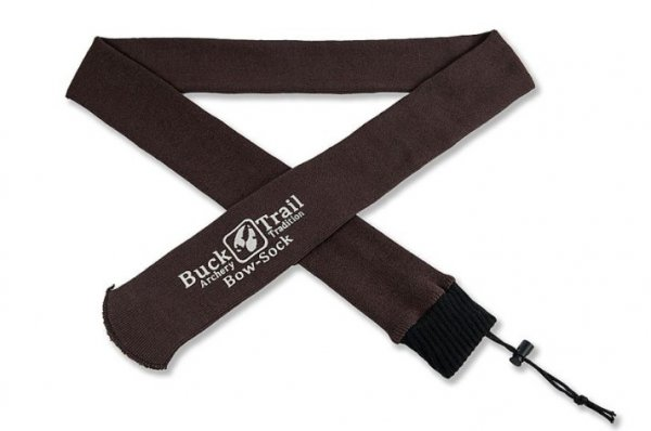Buck Trail - Buckskin Leather Soft Sleeve for One Piece Bow