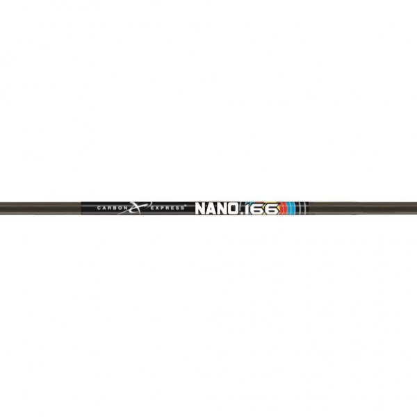 Carbon Express - Nano .166 Shafts (12pcs)