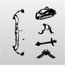 Compound Bow Kit - Advanced