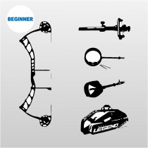 Compound Bow Kit - Beginner