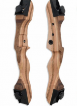Core - Shift Wooden Recurve Riser