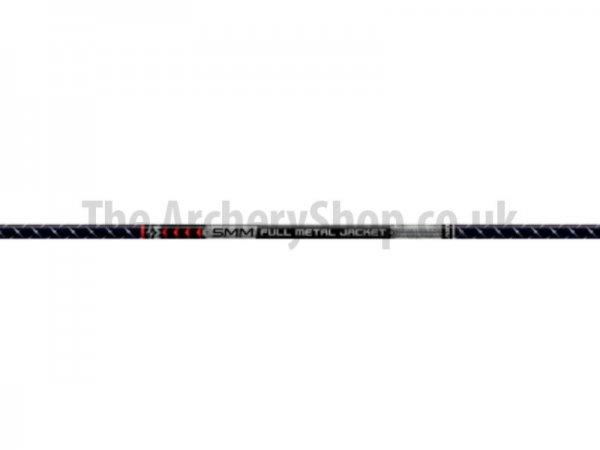 Easton - Full Metal Jacket 5mm Carbon - Arrow Shafts (12x pcs)