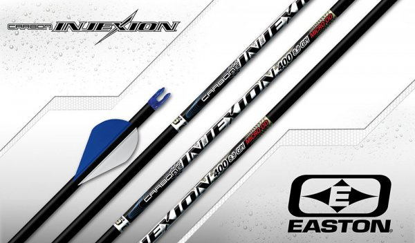 Easton - Injexion N-Fused Carbon Shafts (12x pcs)