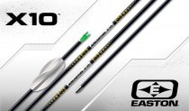 Easton - Ready to Shoot X10 and X10 Protour Arrows
