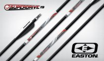 Easton - SuperDrive 19 Carbon Shafts - G-Bushing