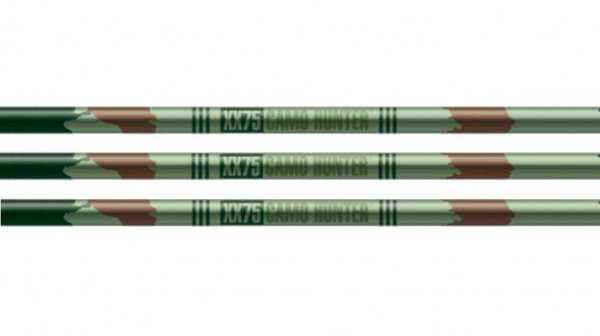 Easton - XX75 Camo Hunter Shafts (Each)