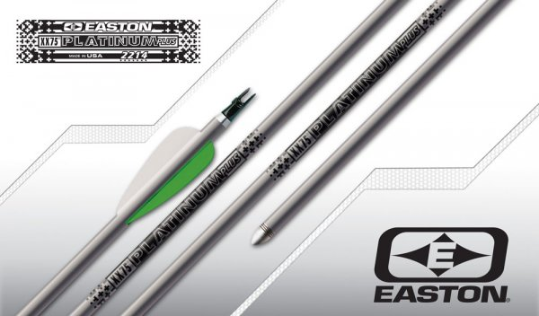 Easton - XX75 Platinum Plus Custom Made Arrows