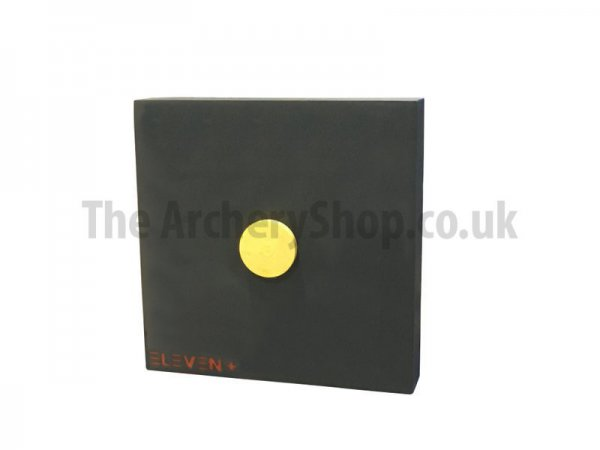 Eleven - 60 x 60 cm Foam Target with 24.5cm EZ-Pull Insert