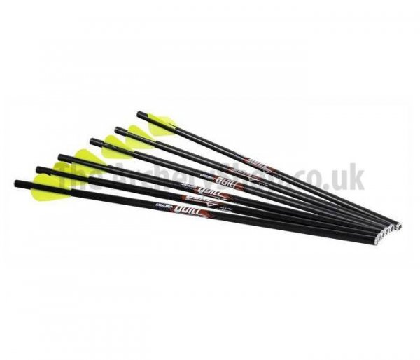 "Excalibur - Carbon Quill 16.5"" Bolts"