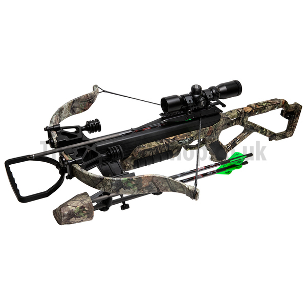 Excalibur - Crossbow Micro 340TD Package Mossy Oak BU Country