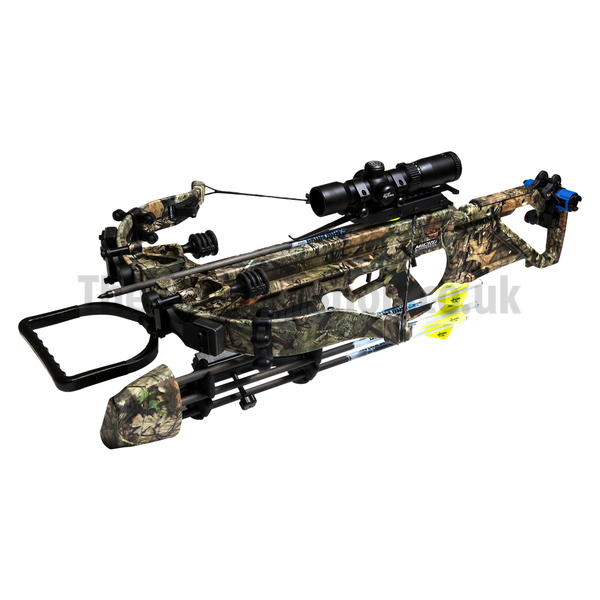 Excalibur - Crossbow Micro Suppressor 400TD Package Mossy Oak BU Country