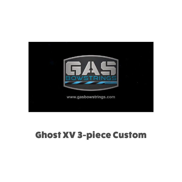 GAS Bowstrings - Ghost XV 3-Piece Custom String Set