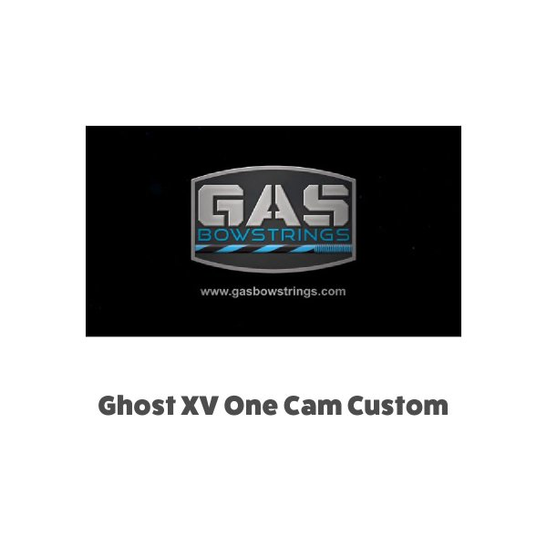 GAS Bowstrings - Ghost XV One Cam Custom Bow String