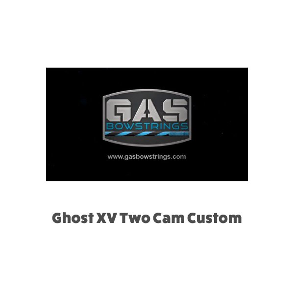 GAS Bowstrings - Ghost XV Two Cam Custom Bow String