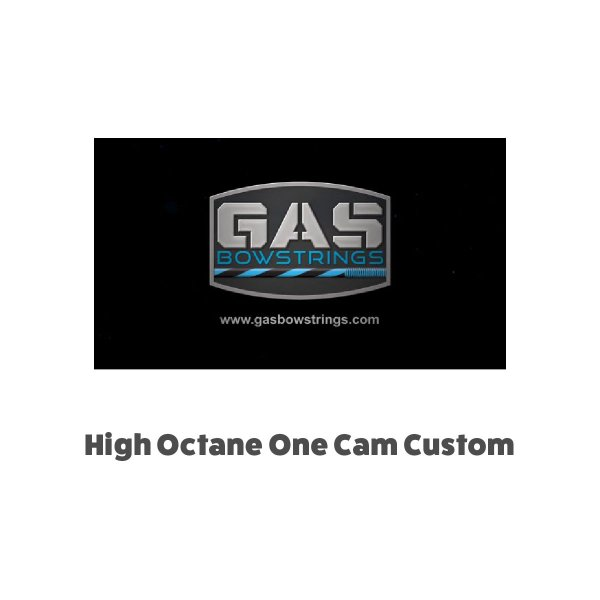 GAS Bowstrings - High Octane One Cam Custom Bow String