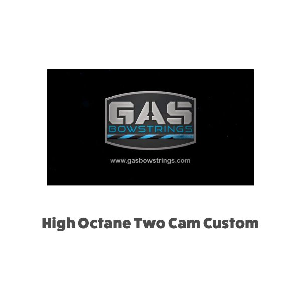 GAS Bowstrings - High Octane Two Cam Custom Bow String