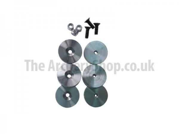 Gillo - G1 Weights Kit (6x Discs)