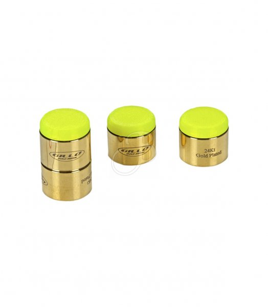Gillo - Cap Weight 24KT Gold Plated (27g)