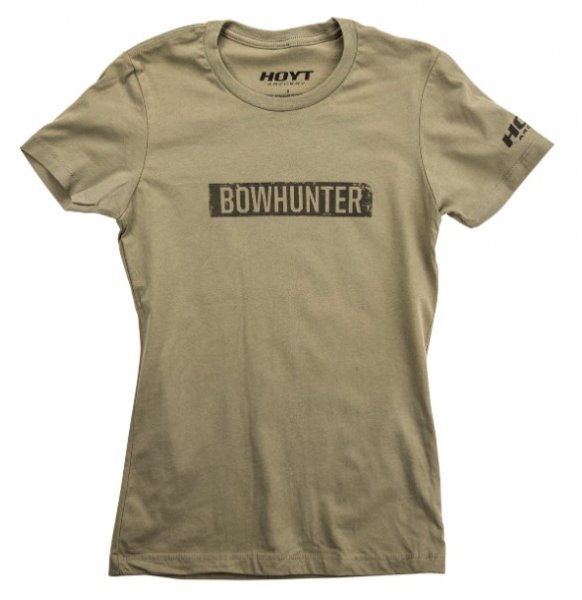 Hoyt - Bowhunter Ladies T-Shirt