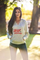 Hoyt - Breath Easy Ladies' Hoodie