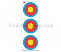 JVD - Compound 3x20cm Vertical Target Face