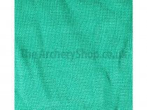 JVD - Extra Strong Back Stop Netting (Green, 3m - 40m)