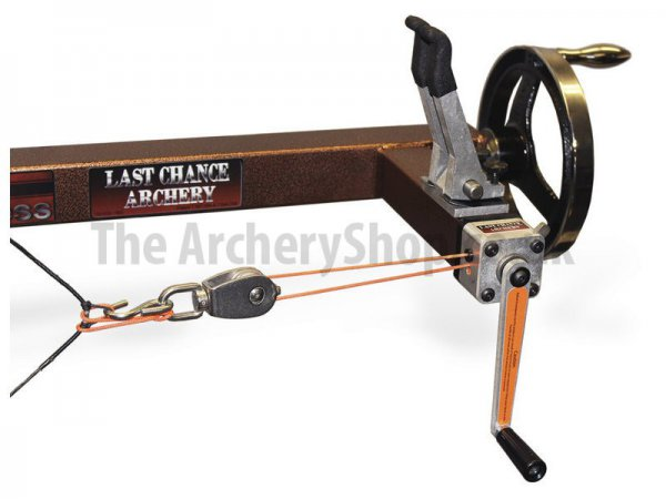 Last Chance Archery - Draw Board