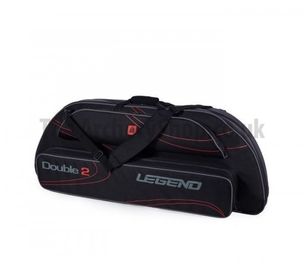 Legend - Double Two soft Compound Case