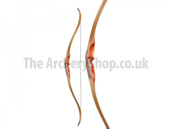 Ragim - Mountain Lion Recurve Bow 62""