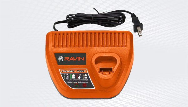 Ravin - Electric Drive Battery Charger (R500 Series Only)