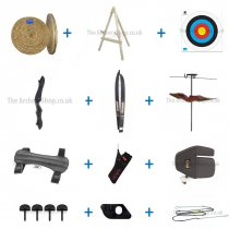 Recurve Home Starter Bow Kit