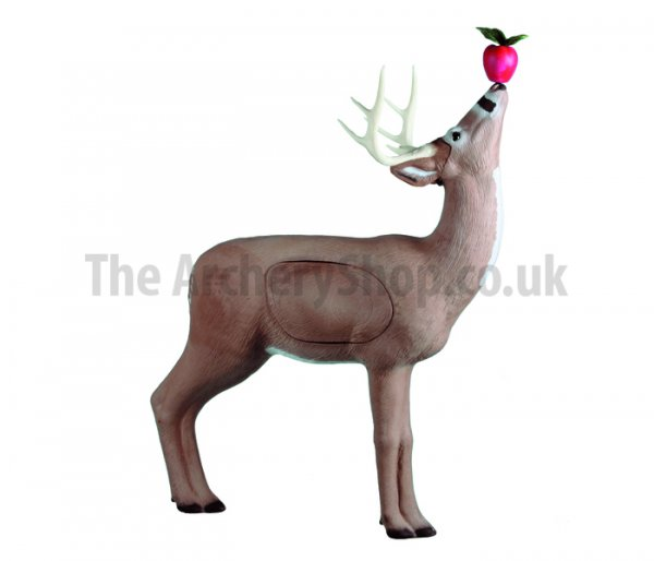 Rinehart - Deer with Apple 3D Target