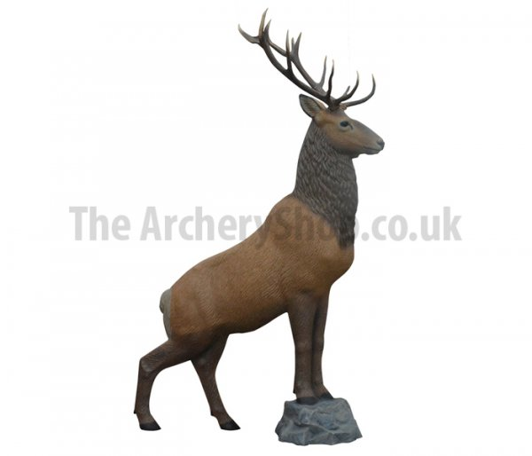 Rinehart - Red Stag 3D Target (2x Boxes)