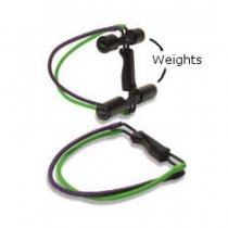 Saunders - Weight set for Power Pull Exerciser
