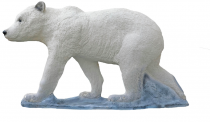 SRT - Polar Bear Cub 3D Target (Group 3)