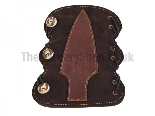 Strele - Pomo Armguard 19 cm with Buttons