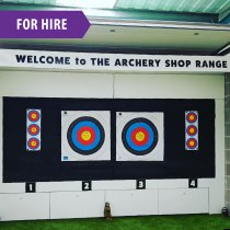 The Archery Range Hire - 1hr Session