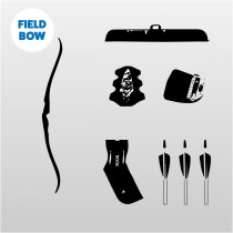 Traditional Field Bow Kit