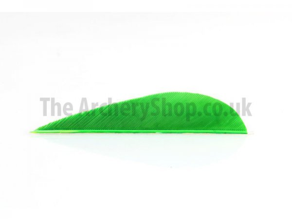 "Trueflight - 3"" RW Parabolic Feathers (12pcs)"
