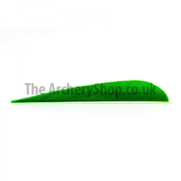"Trueflight - RW 5"" Parabolic Feathers (12pcs)"