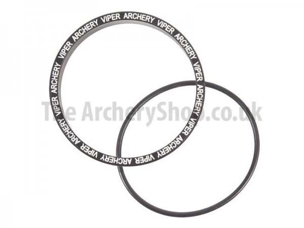 Viper - Lens Retainer plus Black O-Ring