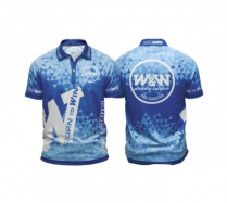Win & Win - 2016 Official Archer T-Shirt (Sky Blue)