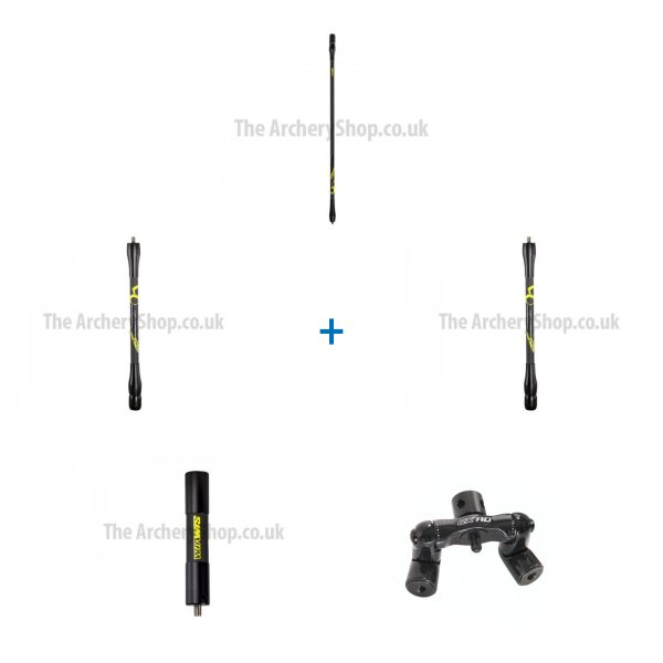 Win & Win - 'ACS 15' Recurve Stabiliser Kit